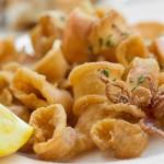 Calamares a la Andaluza - Restaurante El Cruce - Alcalá del Júcar