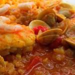 rape-a-la-marinera - Restaurante El Cruce - Alcalá del Júcar